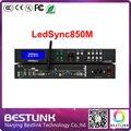 LedSync850M VDWALL LEVOU Processador De Vídeo USB/VAG/DVI/HDMI 1920*1080 PIXELS para o interior e exterior levou tela billboard
