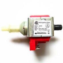 Coffee machine electromagnetic pump high-pressure water oil piston models 33DCB-F power 230V-50Hz-16W