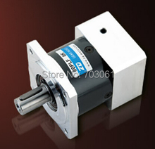 120mm high precision planetary gearboxes ratio 200:1 speed reducer Spur Gearing Arrangement IP54