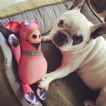 Pink pig Dog toy
