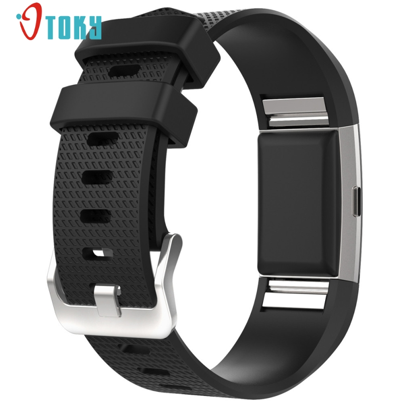 Excellent Quality New Silicone Band For Fitbit Charge 2 Smart Bracelet Strap For Charge2 Bands Replacement