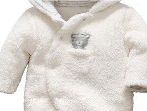 Image 4 - Мягкая одежда для новорожденных младенцев, комбинезоны с медведем для маленьких девочек и мальчиков, Плюшевый комбинезон с капюшоном, зимние комбинезоны для детей, детская одежда