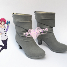 Cosplay Shoes Boots Custom-Made Nanatsu The Seven of Sin Goat's Deadly No-Taizai Lust