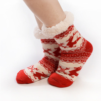 12pair christmas socks Women's Socks & Hosiery Winter Keep warm Solid color Thicken Socks winter for friend Christmas Gift