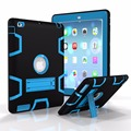 For Apple iPad 2 3 4 Case Shockproof Hybrid Armor Heavy Duty Stand Kids Safe Silicone PC Hard Cover