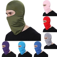 Winter Sports Neck Warm Skiing Face Mask Windproof Ski Snowboard Cap Scarf Hat Headwear Cycling Motorcycle Face Mask Balaclavas men women balaclavas multifunction masked cap outdoor windproof cycling hooded scarf practical warm hat mz5230