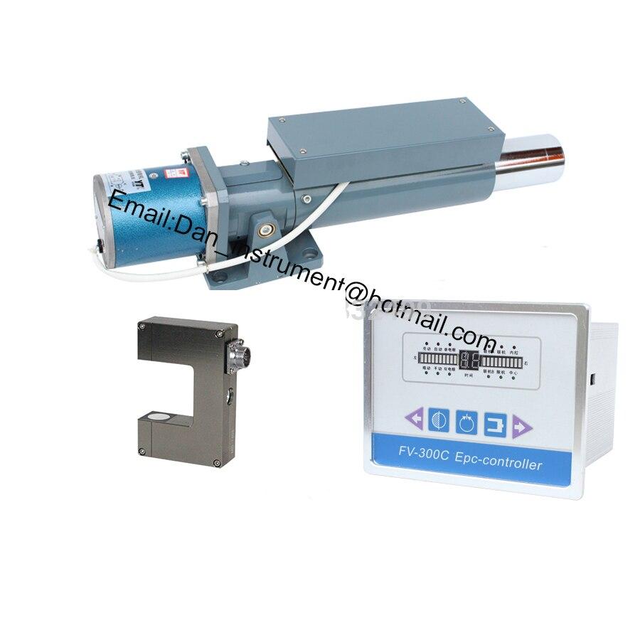 DAN-WBEPG contrôle De position de Bord web guide système avec capteur à ultrasons