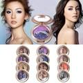 1Pc Eye Shadow Palette Shimmer Metallic Warm Colors Natural Baked Eyeshadow Eye shadow Cosmetic RP1-5