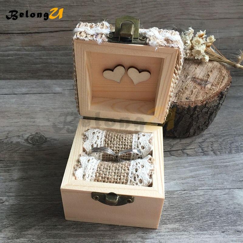 wedding decoration ring box MUW-093-04