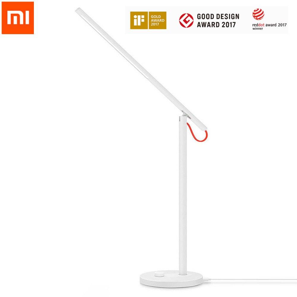 Xiaomi Mi Mijia Smart LED Desk Lamp Table Lamp Dimming Reading Light Smart Home 4 Lighting