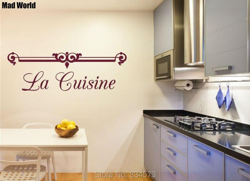 La Cuisine Food Kitchen French W