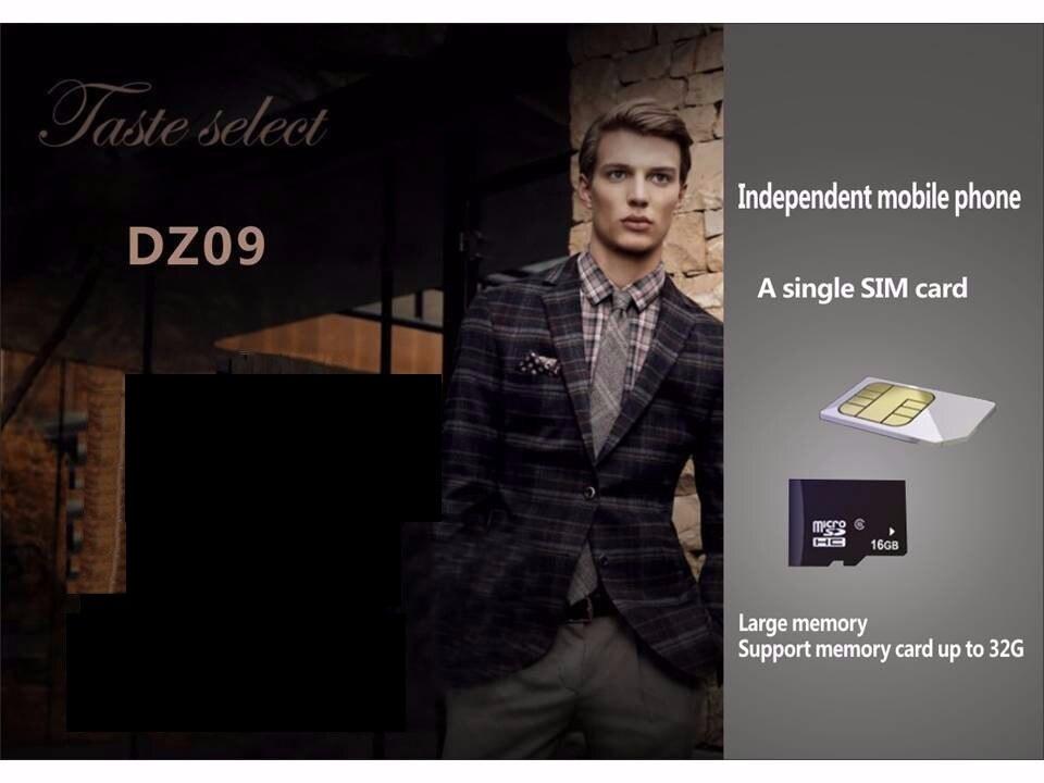 DZ09 smart watch watches men for smartphone xiaomi phone (6)