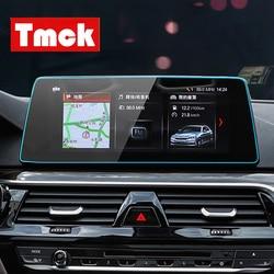 Voor BMW 5 Serie G30 2017 2018 2019 Auto Sticker Gehard Glas GPS Navigatie Scherm Staal Film Screen protector