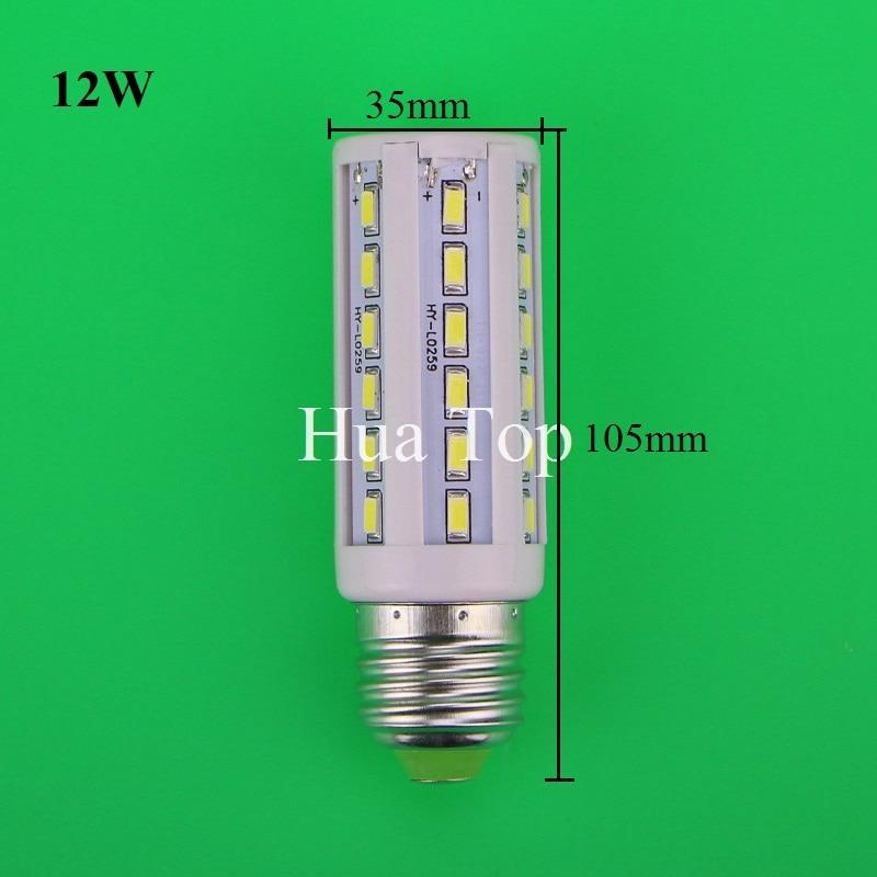 Lâmpadas Led e Tubos lampada 60 98 leds e27 Temperatura de Cor : Branca Fria(5500-7000k)