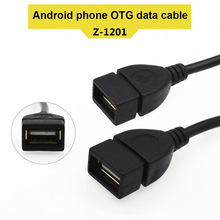 Micro USB Male Host to USB Female OTG Adapter Cable for Android Tablet Phone PC @ ND998