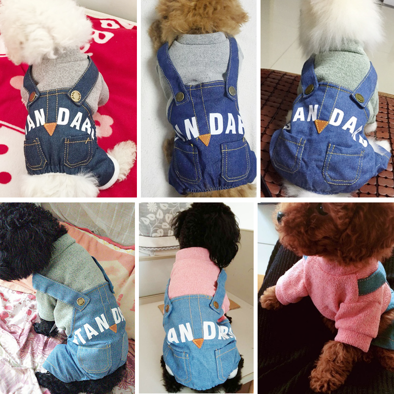 Pet Dog Clothes Clothing for Dogs Summer Dog Jumpsuit for Dogs Cartoon Fleece Pets Products Yorkies Pet Clothes py0303 (41)
