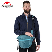 NatureHike Brand Fashion Bag Nylon Sport Bags Men Women Outdoor Hiking Bicycle Bags Running Small Set