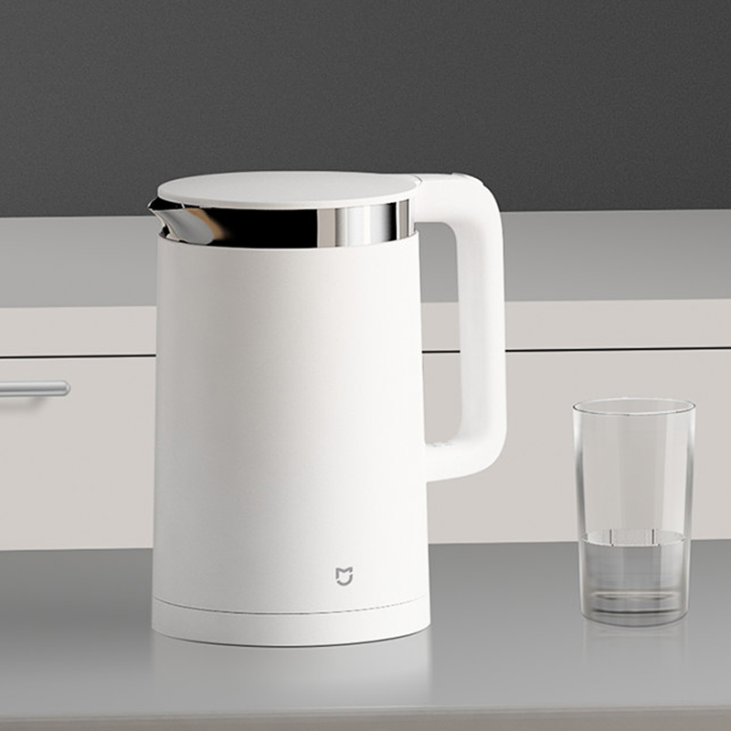 Xiaomi Thermostatic Smart Electric Kettle - Control by Mobile App w/ 12 Hours Constant Temperature 5