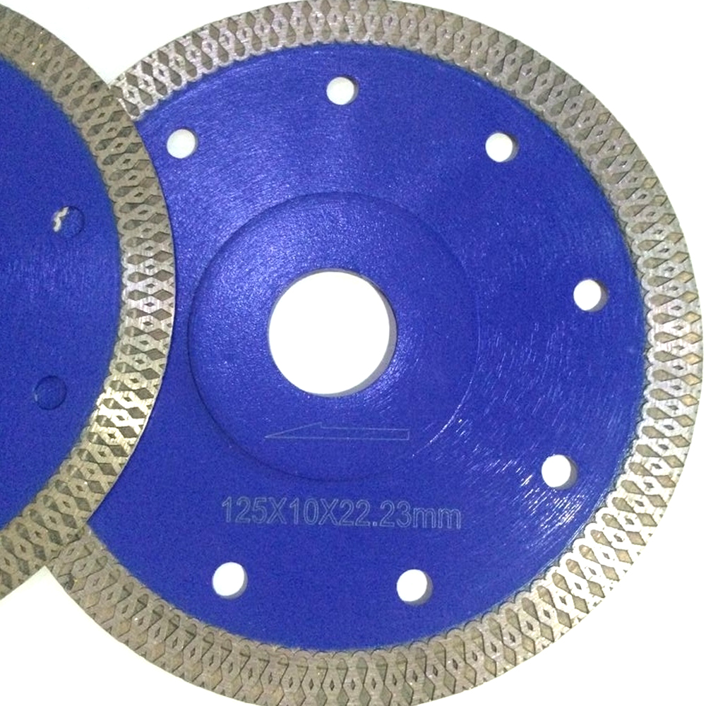 """4/"""" Diamond Saw Blade 1.2T Dry Wet Turbo Cutter Tools for Tile"""