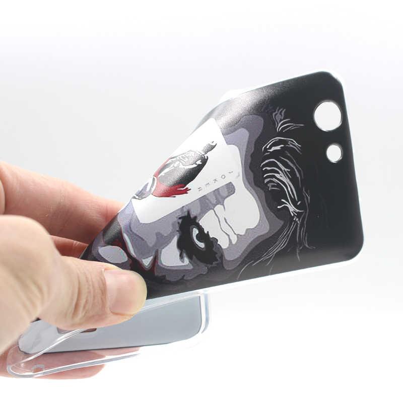 """Vertex Impress Lion 3G skrzynki pokrywa 5.0 """"moda wzór wyczyść miękki silikonowy pokrowiec Case dla vertex impress lion 3G etui na telefony"""