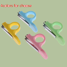 Baby Nail Care Nail Cutters Kinderen Veilig Baby Nagelknipper Leuke Pasgeboren Baby Vinger Trimmer Clou Baby Clippers Schaar(China)
