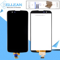 Catteny For LG K10 TV LCD Touch Screen Digitizer Assembly For LG K430 K430DS K420N K410 K410TV Display Screen With IC Free Ship