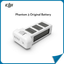 100% Original DJI Phantom 3 Battery 15.2V 4480mAh Intelligent  Battery For Phantom 3 Advanced / Professional / Standard 4K