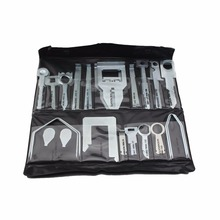38pcs Car Repair Disassembly Tools Kit DVD Stereo Refit Kits font b Interior b font Plastic