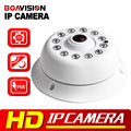 HD Onvif 2MP 1080P IP Camera PoE IR 10m Night Vision Panorama 360 Degree Fisheye Dome Network 720P IP Cam 1.0MP XMeye P2P
