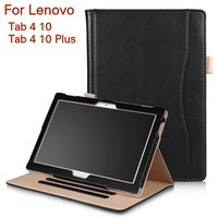 Magnetic Case For Lenovo Tab 4 10 TB X304F N 10 0 Tablet Smart PU Leather