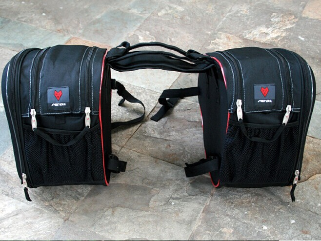 Cheap saddle bag