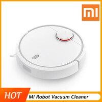 Оригинальный робот пылесос XIAOMI Mijia MI для дома автоматический пылесос для уборки пыли стерилизовать смарт планируемый мобильный приложение