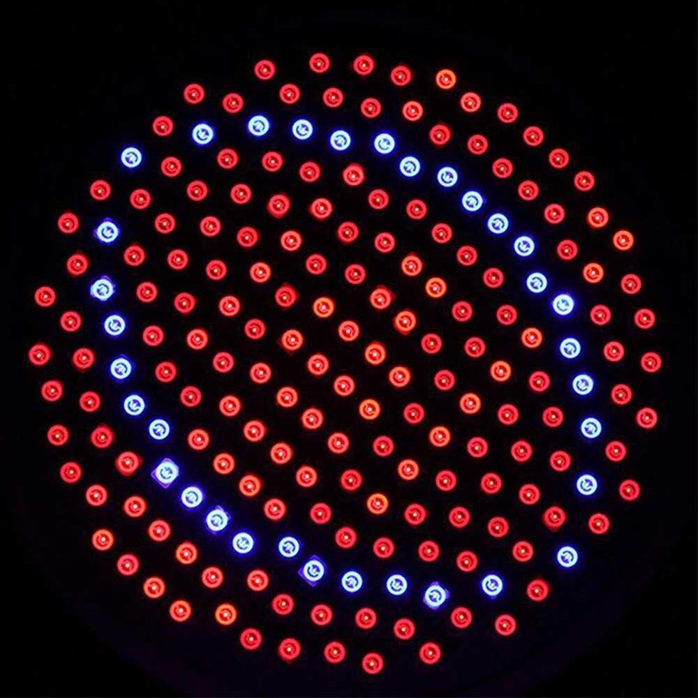 1 հատ 200 LED E27 բույսերի աճեցման լույսի - Մասնագիտական լուսավորություն - Լուսանկար 4