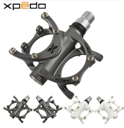 Ultraléger Wellgo Xpedo XCF08MC vélo pédale vélo route vtt vélo pédale en alliage de magnésium portant la pédale