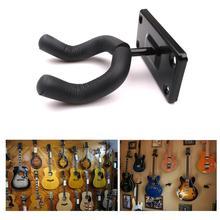 Mounchain Guitar Stand Hanger Hook Holder Wall Mount Stand Rack Bracket Display fits Most Guitar Bass цены