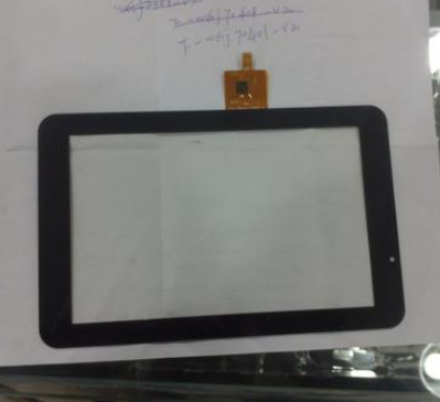 New for 7 inch Tablet Capacitive touch screen F-WGJ70401-V3 Touch panel Digitizer Glass LCD Sensor Replacement Free Shipping new 7 inch touch screen for supra m728g m727g tablet touch panel digitizer glass sensor replacement free shipping