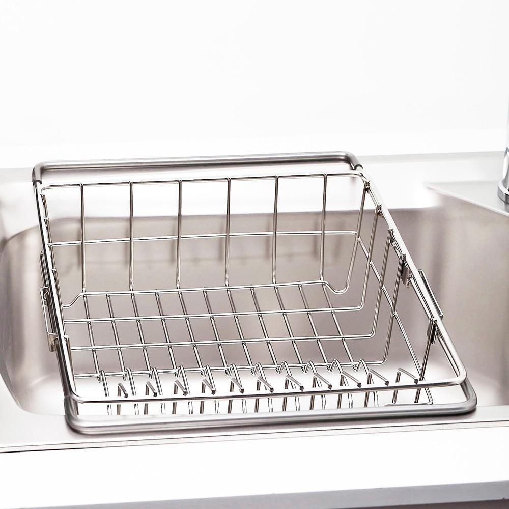 Kitchen Sink Accessories Basket moen moen stainless steel and durable adjustable drain basket