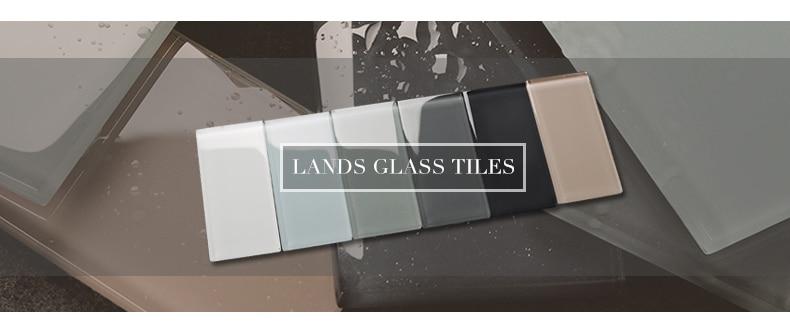 Dunkelgrau U Bahn Glas Fliesen, Küche Backsplash Glas Fliesen, Waschbecken Glas  Fliesen, Bad Glas Fliesen, LSGT04 In Dunkelgrau U Bahn Glas Fliesen, ...