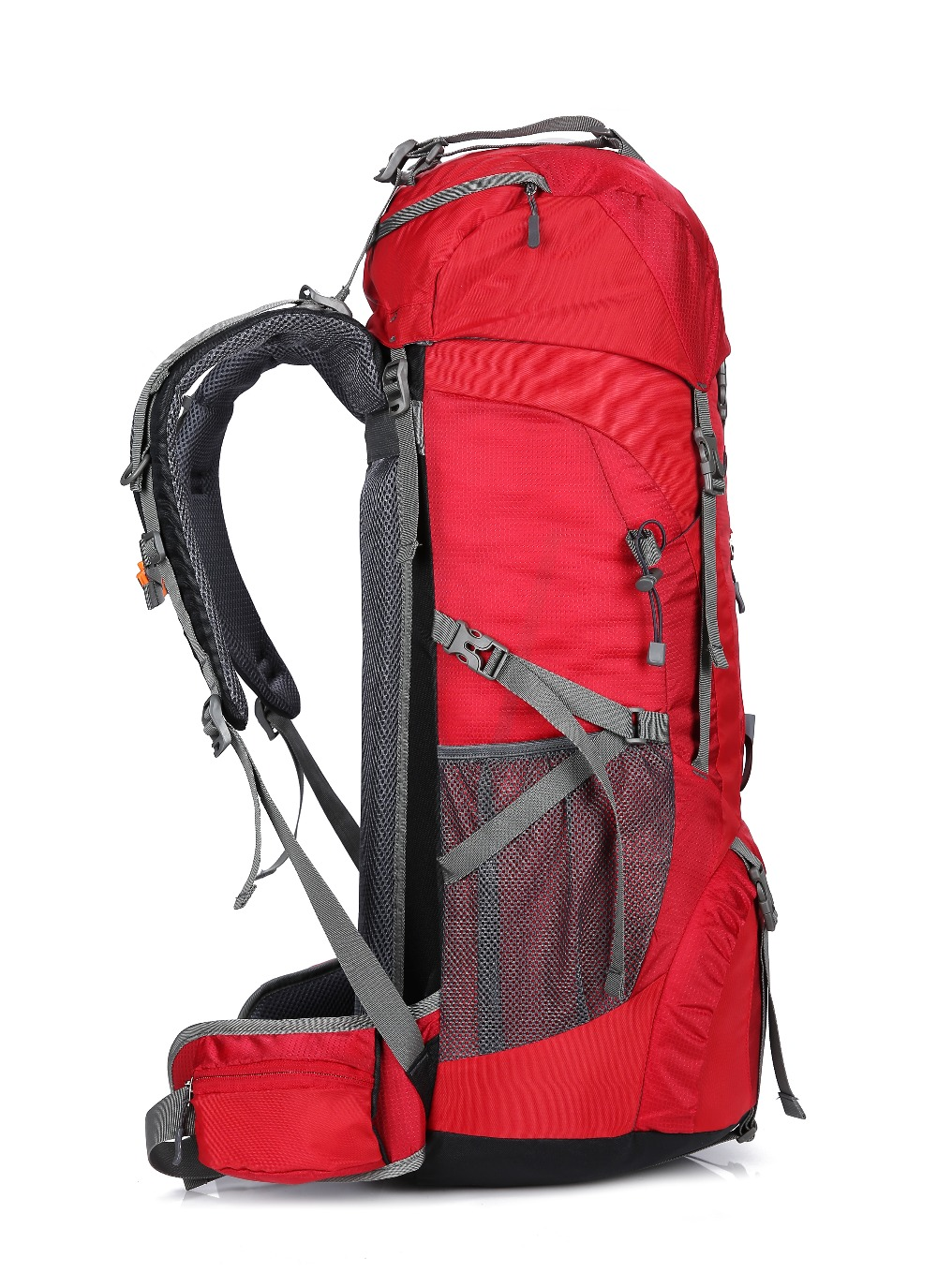 623986a9f5ac 75L Large Capacity Hiking Backpack with Rain Cover Wateproof Wear-resistant  Outdoor Bag Professional Camping Travel Backpack