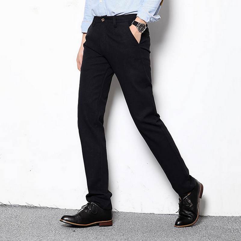Men Trendy Dress Pants Promotion-Shop for Promotional Men Trendy ...