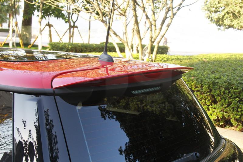 2006-2013 Mini Cooper  R55 R56 R57 John Cooper Works Style Roof Spoiler FRP (11)