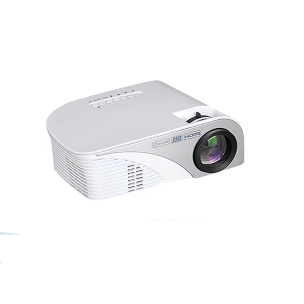 G-8005B LED Home Theater Projector beamer multimedia theater Mini Portable Projector for Home Cinema proyector #ET