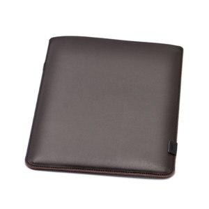 Image 5 - Housse de pochette Ultra mince en cuir microfibre pour ordinateur portable, étui pour MacBook Air Pro 13, 15, 16, 2018 Mac 12