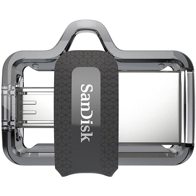 SanDisk OTG USB Flash Drive 32GB 16GB USB 3 0 Dual font b Mini b font