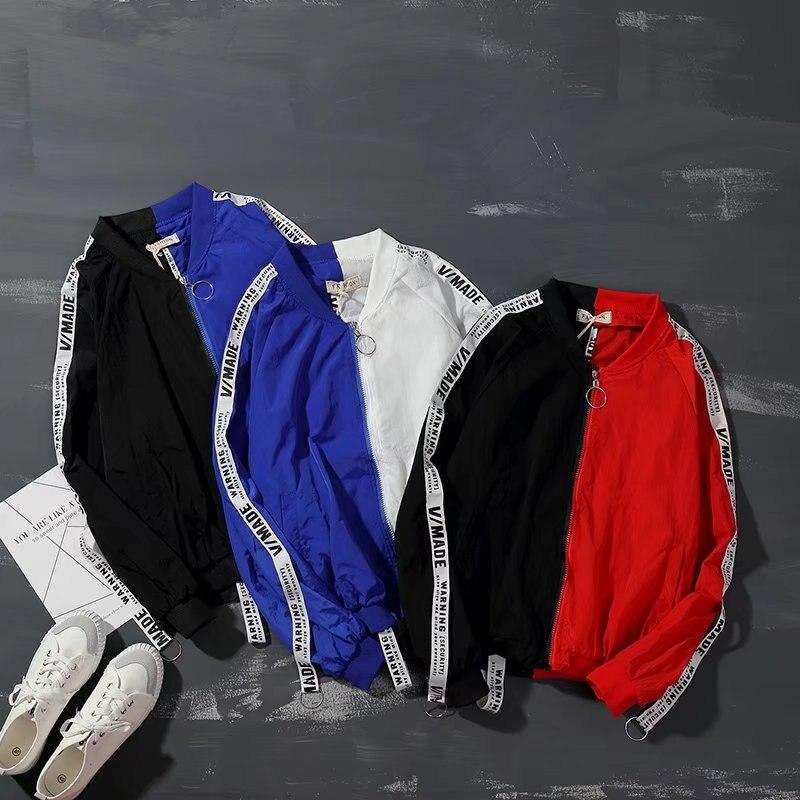 2017 New Men Bomber Jacket Hip Hop Digital printing Loose Pilot Bomber Jacket Coat Men Windbreak Hooded Jackets Plus Size