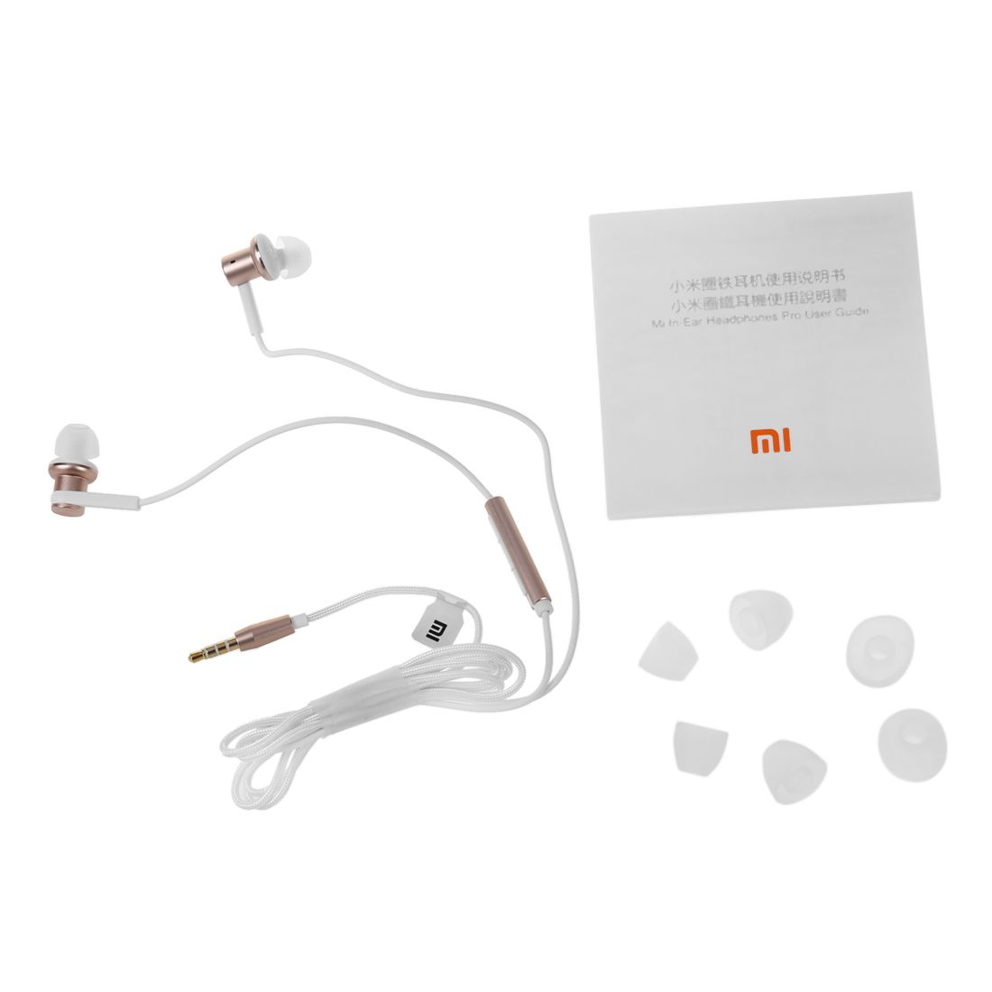 Newest Original Xiaomi Hybrid Pro HD Earphone with Mic Remote Headset for Xiaomi Redmi Red Mi Mobile Phone In-Ear