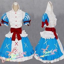 Hot anime pretty cure heilung prinzessin marchen cosplay lolita dress s-2xl kostenloser versand neue(China)