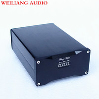 DC5V /7.5V/9V/12V/24V Dual output interface Ultra low noise DC linear regulated power supply Power Adapter