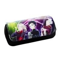 Hot Sell Pencil Pen Bag Yuri On Ice Death Note Sword Art Online Hatsune Miku Five