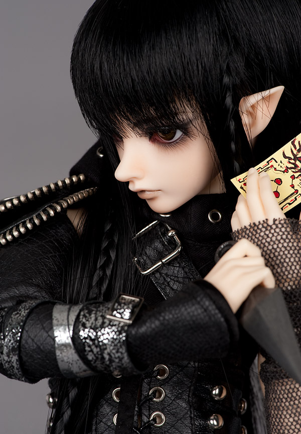 SuDoll Lovely Bjd Doll for mini sd doll male Elf Assassin 1/4 bjd doll